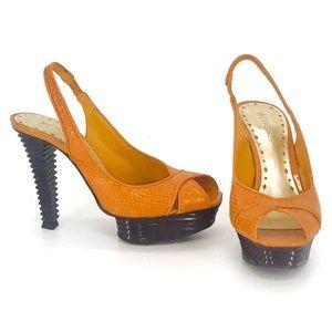 BCBGirls Platform Heels Size 6.5